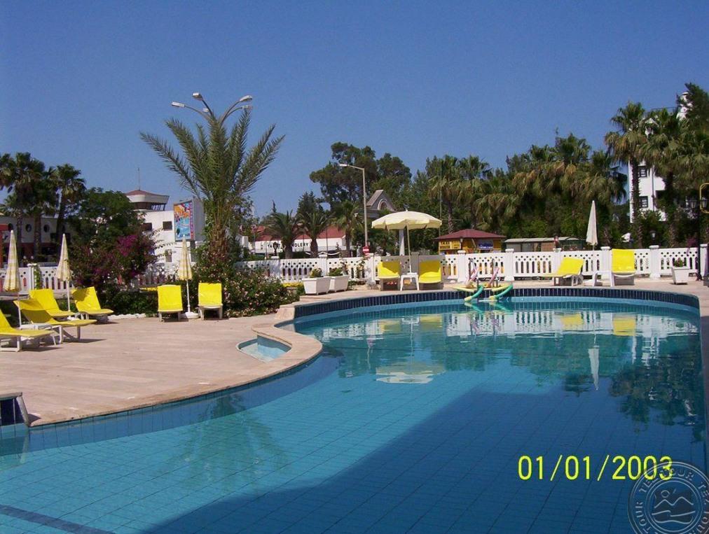 Почивка в KEMER HOTEL 3*