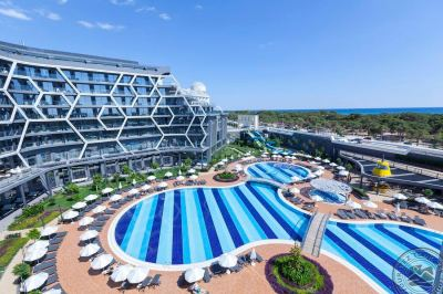 BOSPHORUS SORGUN HOTEL 5*