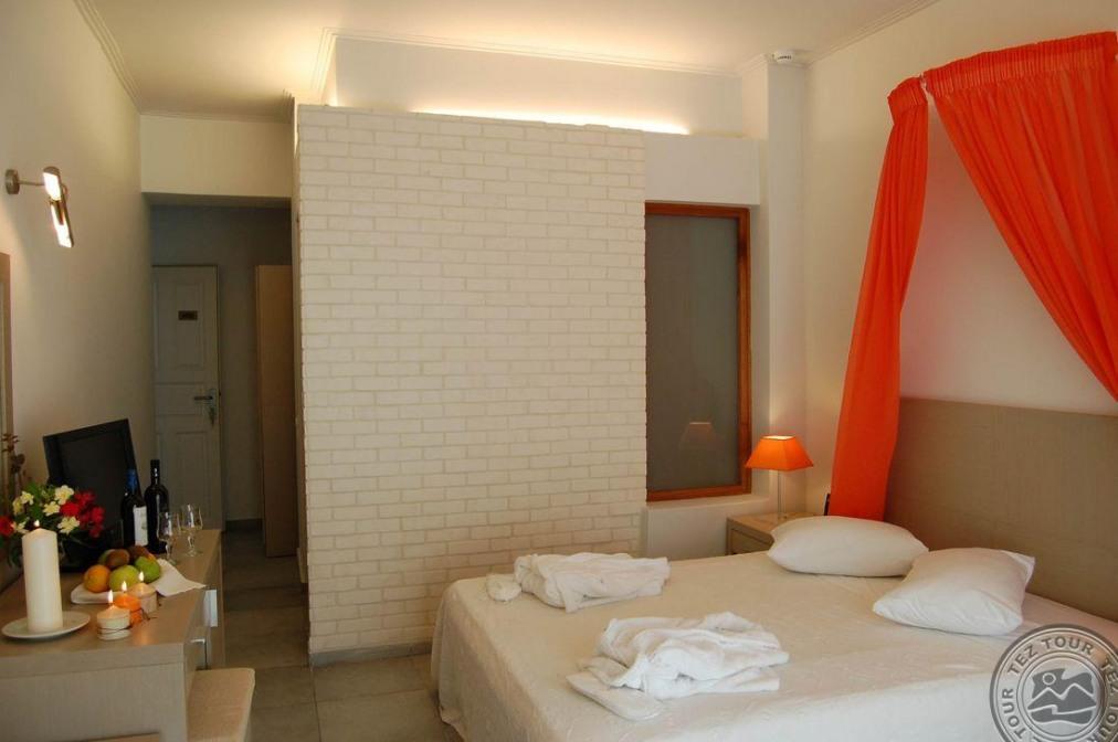 Почивка в AFRODITI VENUS BEACH HOTEL& SPA 4*