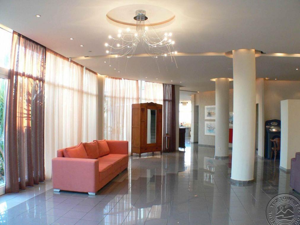 Почивка в KRITZAS APART HOTEL 4*