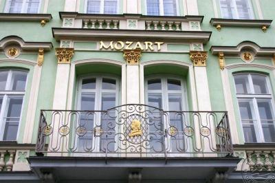 MOZART (KARLOVY VARY) 3*