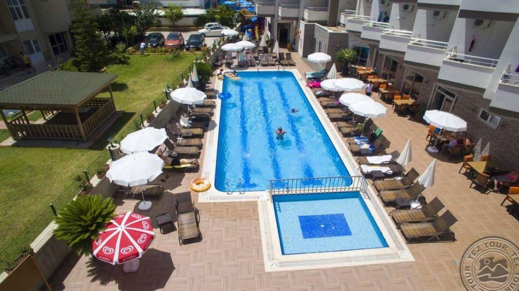Почивка в GRAND ATILLA HOTEL 4*