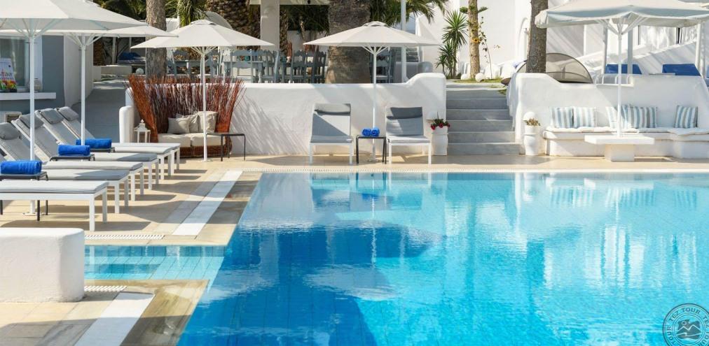 Почивка в DAEDALUS HOTEL 4*