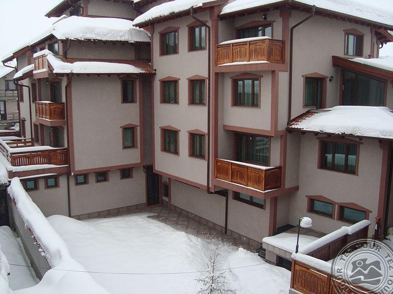 Почивка в CLUB HOTEL MARTIN BANSKO 3*