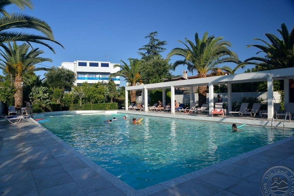 Почивка в CORFU PALMA BOUTIQUE HOTEL 4*