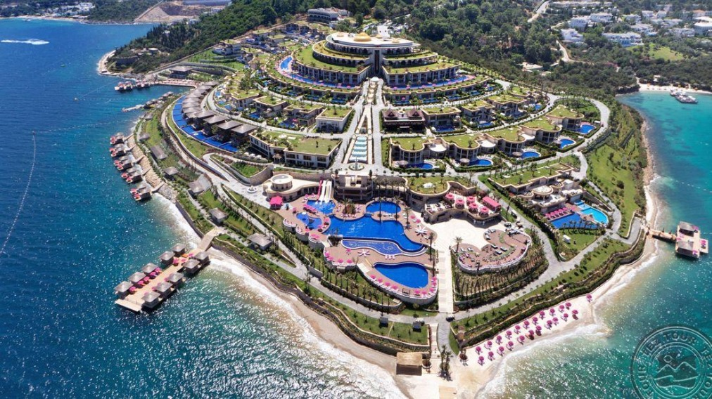 THE BODRUM ROYAL PALACE HOTEL 5 *
