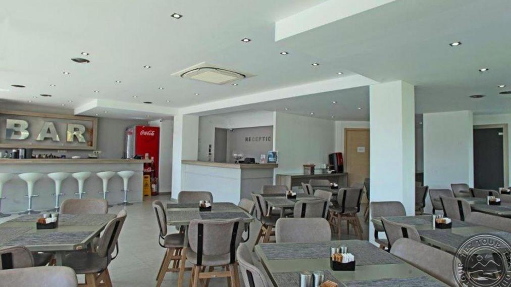 Почивка в ARISTOTELIS HOTEL FOURKA 2*