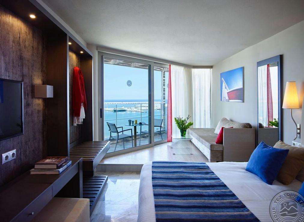 Почивка в KYMA SUITES BEACH HOTEL 5*
