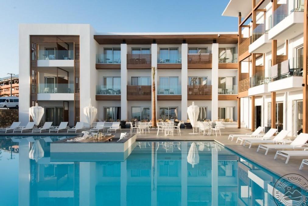 Почивка в AMMOS BEACH HOTEL 5*