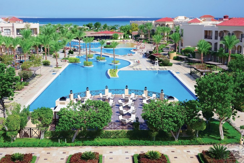 Почивка в JAZ AQUAMARINE RESORT HURGHADA 5*