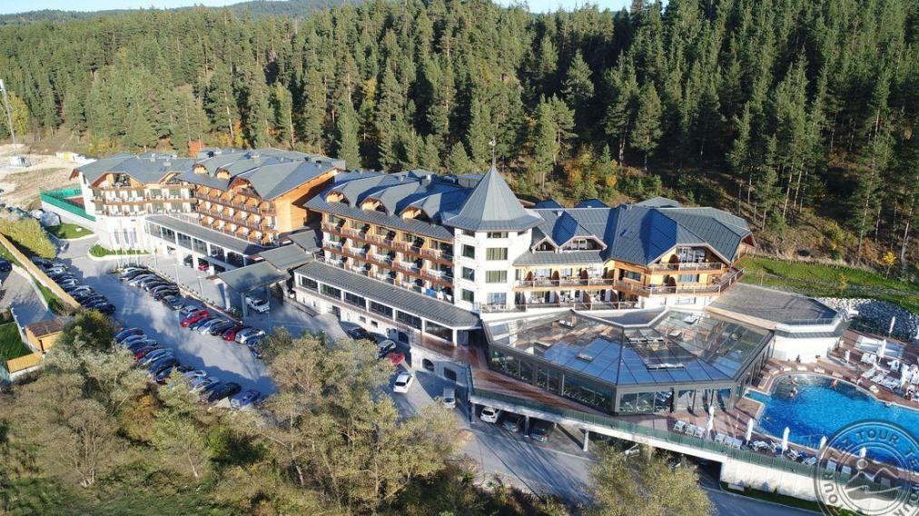 Почивка в HOT SPRINGS MEDICAL AND SPA HOTEL 4*