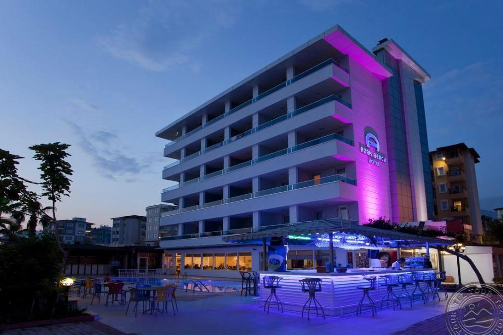 Почивка в KLEOPATRA AZAK BEACH HOTEL 3*