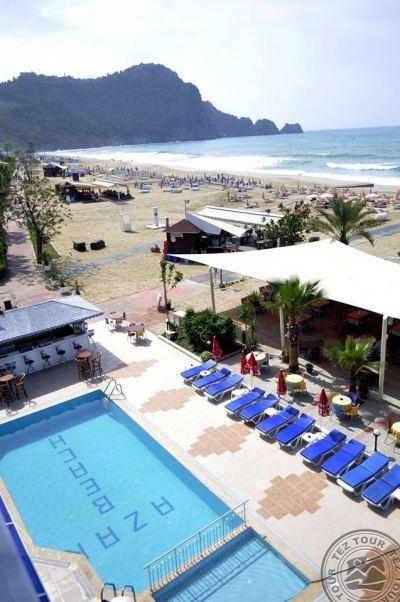 KLEOPATRA AZAK BEACH HOTEL 3*