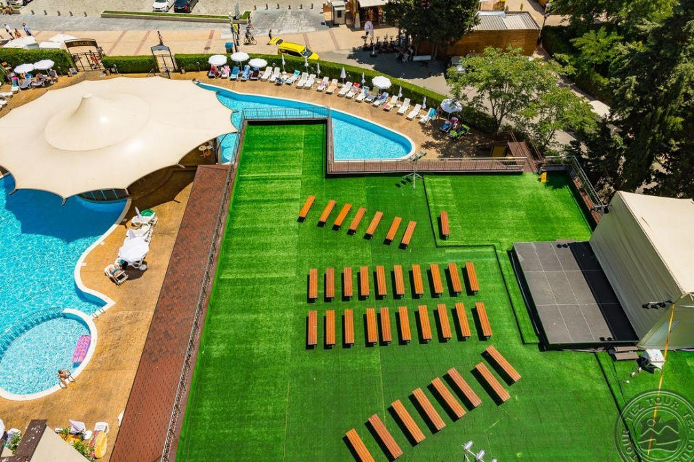 Почивка в MPM HOTEL ASTORIA 4*