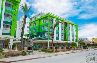 GREEN LIFE HOTEL 4 *