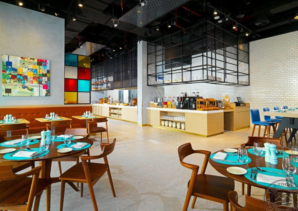 Почивка в ALOFT PALM JUMEIRAH 4*