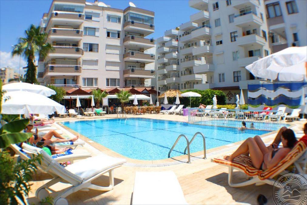 Почивка в BORA BORA BUTIK HOTEL 3 *