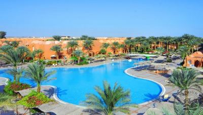 JAZ MAKADI OASIS RESORT & CLUB 5*