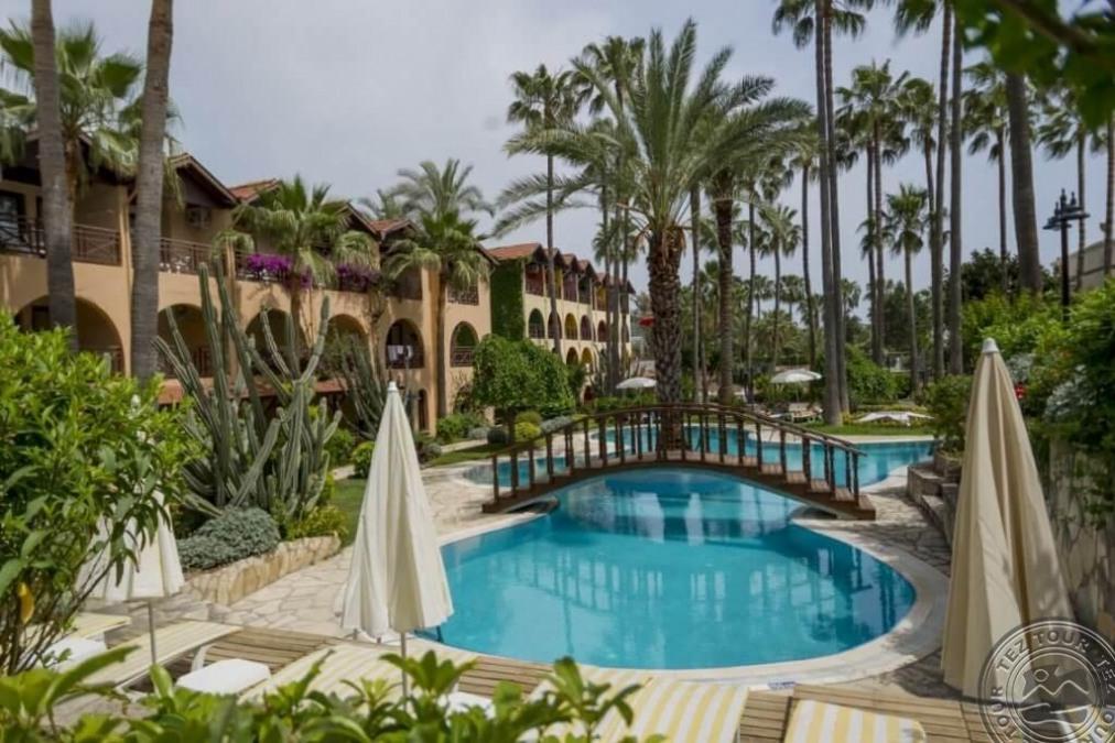 Почивка в GREEN PARADISE BEACH HOTEL 4*
