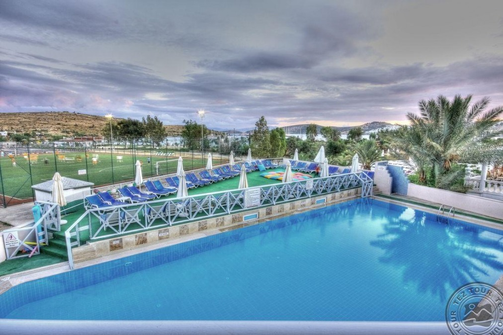 EKEN RESORT HOTEL 4 *