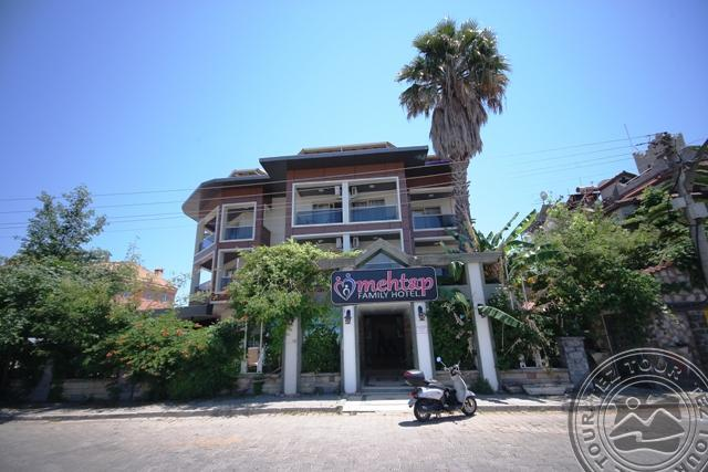 Почивка в MEHTAP FAMILY HOTEL 3+ *