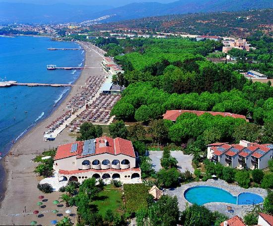 DOGAN PARADISE BEACH RESORT 3 *