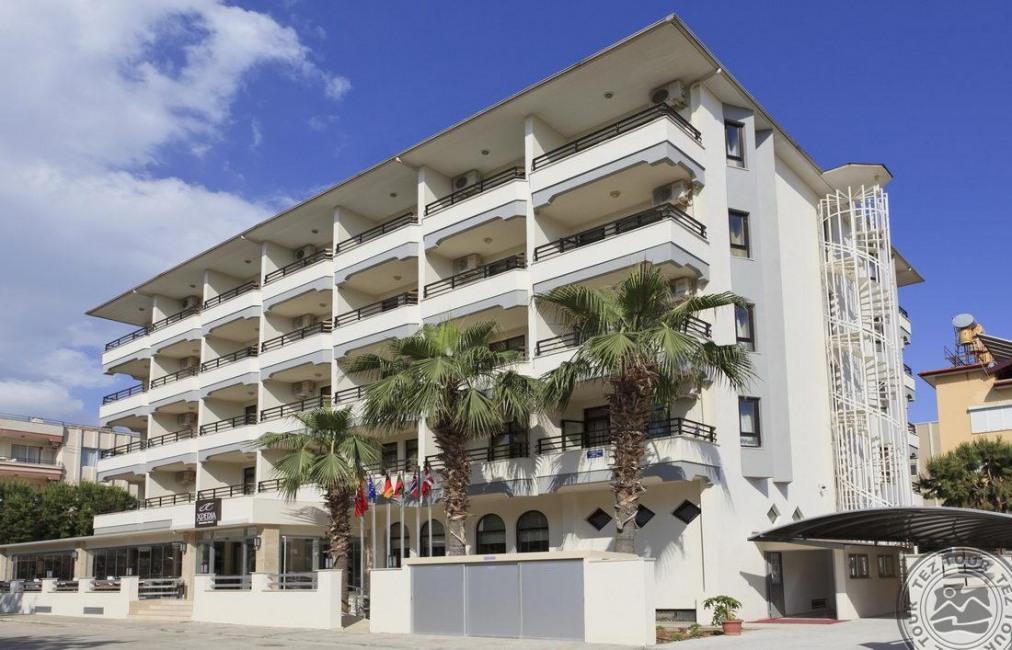 KANDELOR HOTEL 4*
