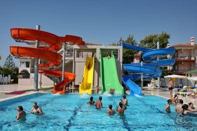HEDEF BEACH RESORT & SPA 5 *
