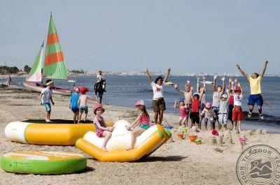 SAHARA BEACH 3+ *