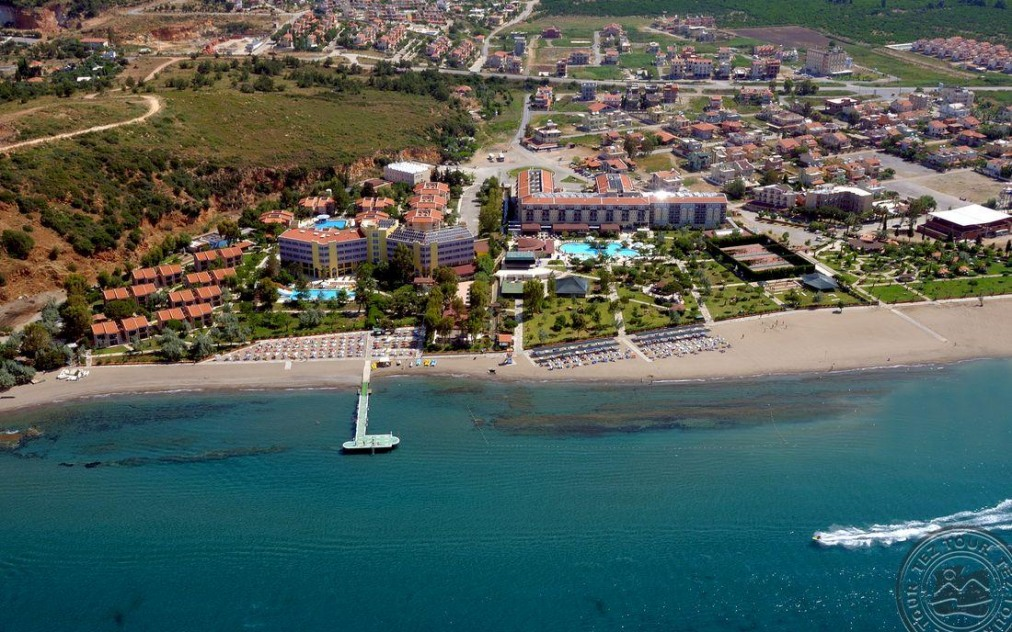 Почивка в CLUB YALI HOTELS & RESORT 5 *