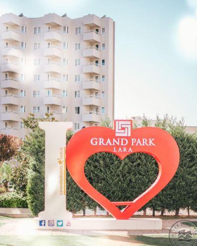 GRAND PARK LARA 5 *