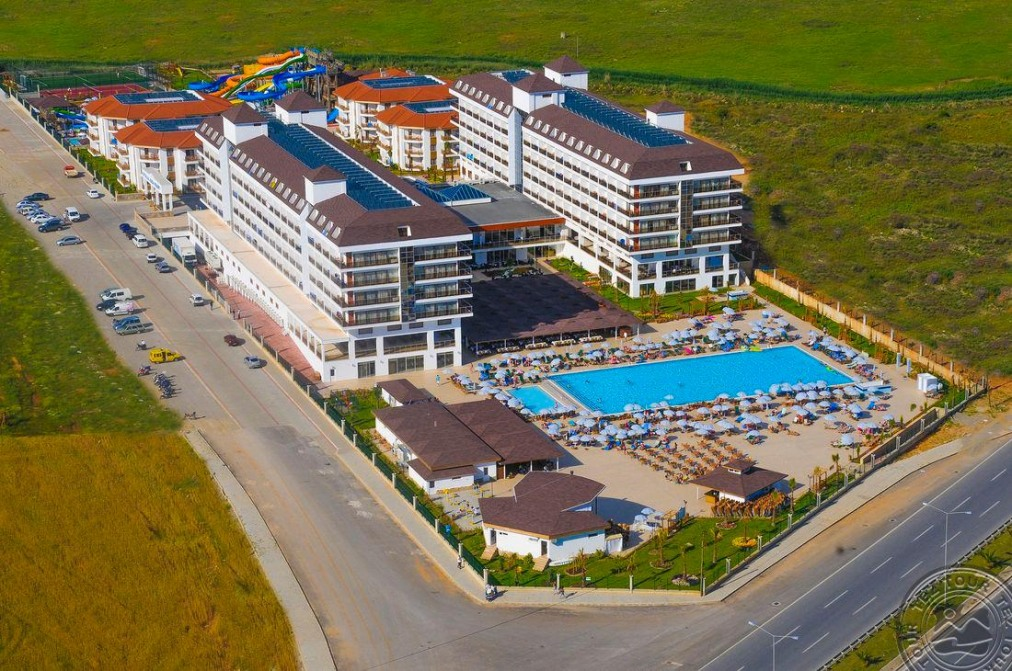 EFTALIA AQUA RESORT HOTEL 5*
