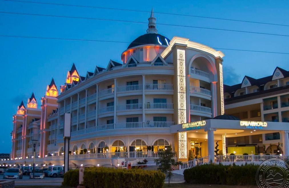 DREAM WORLD RESORT HOTEL&SPA 4 *