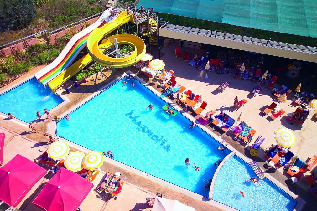 Почивка в MAGNOLIA HOTEL 4*