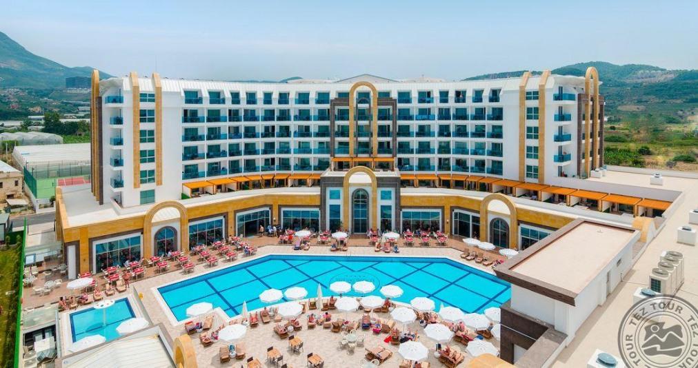 THE LUMOS DELUXE RESORT HOTEL & SPA 5 *