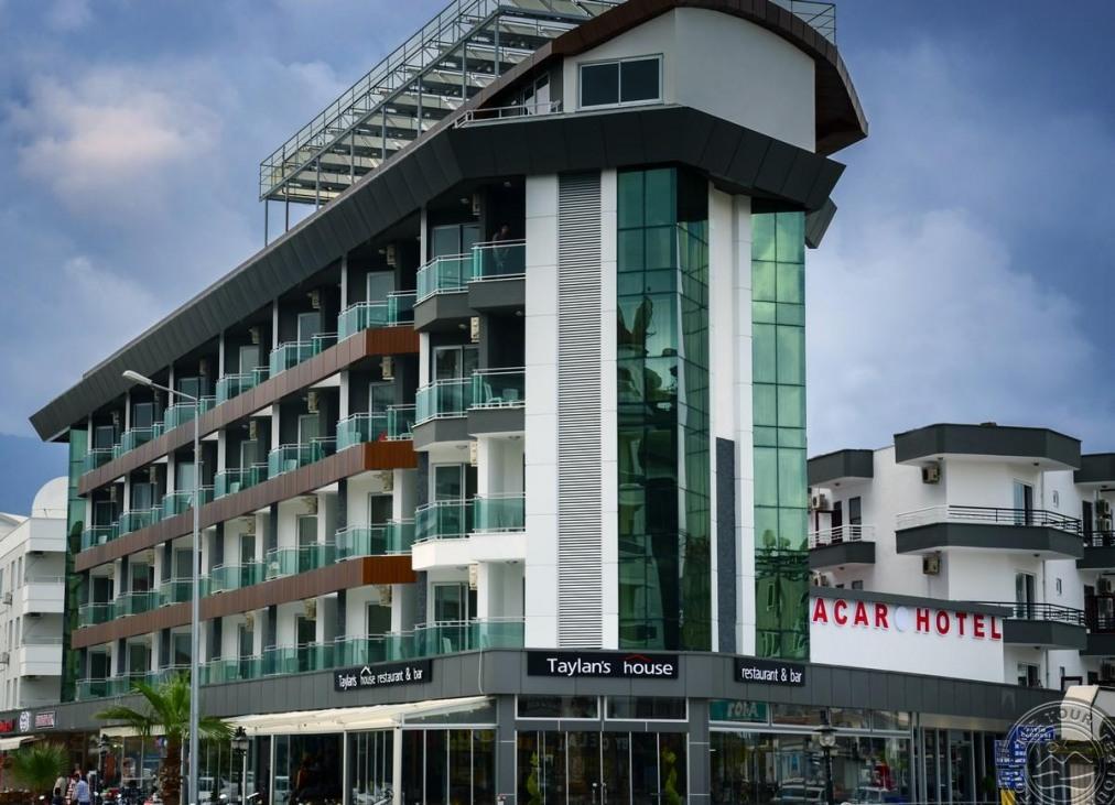 Почивка в ACAR HOTEL 4 *