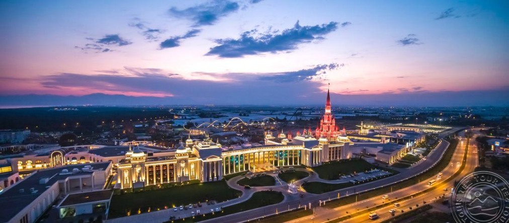 Почивка в THE LAND OF LEGENDS KINGDOM HOTEL 5 *