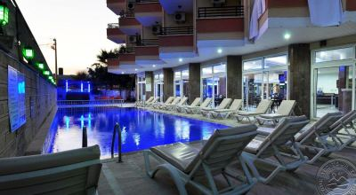 KLEOPATRA SUN LIGHT HOTEL 3*
