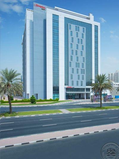 HILTON HAMPTON DUBAI 3*