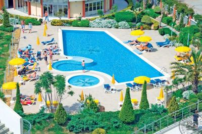 ALAIYE RESORT & SPA HOTEL 5 *
