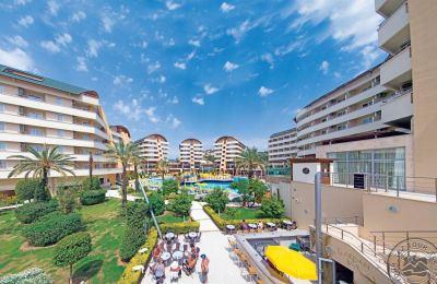 ALAIYE RESORT & SPA HOTEL 5 *