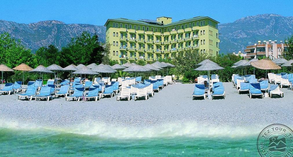 Почивка в SUN FIRE BEACH HOTEL 4 *