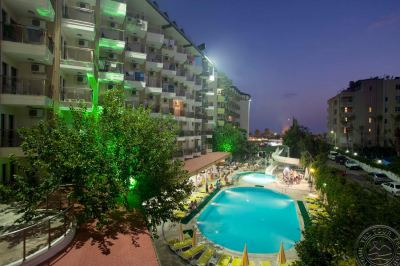 MONTE CARLO HOTEL 4 *