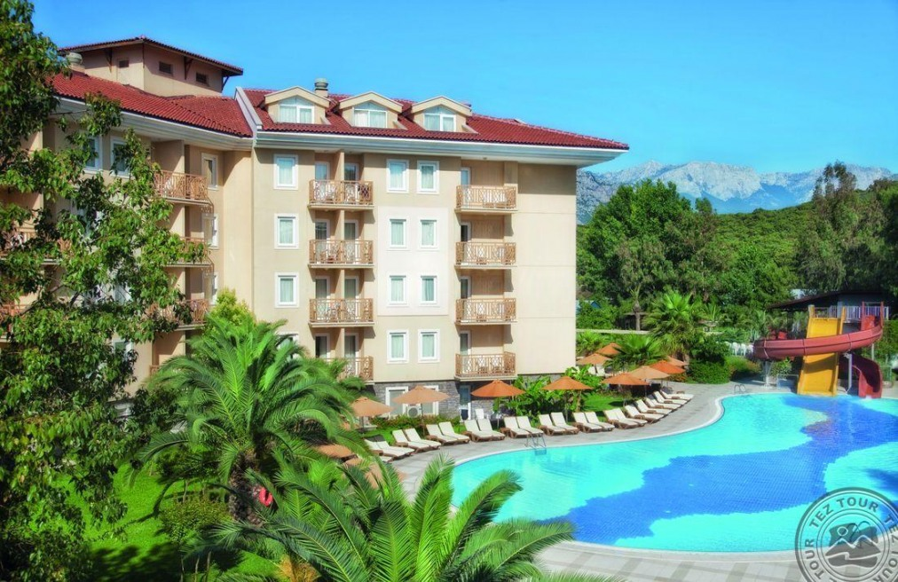 Почивка в AKKA CLAROS HOTEL 4 *