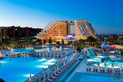 MIRACLE RESORT HOTEL 5 *