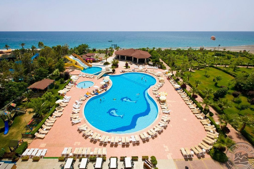 Почивка в PERRE DELTA RESORT & SPA 5 *