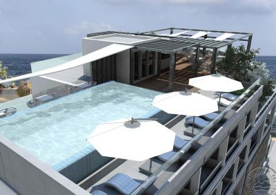CRETAN BLUE BEACH HOTEL 4*