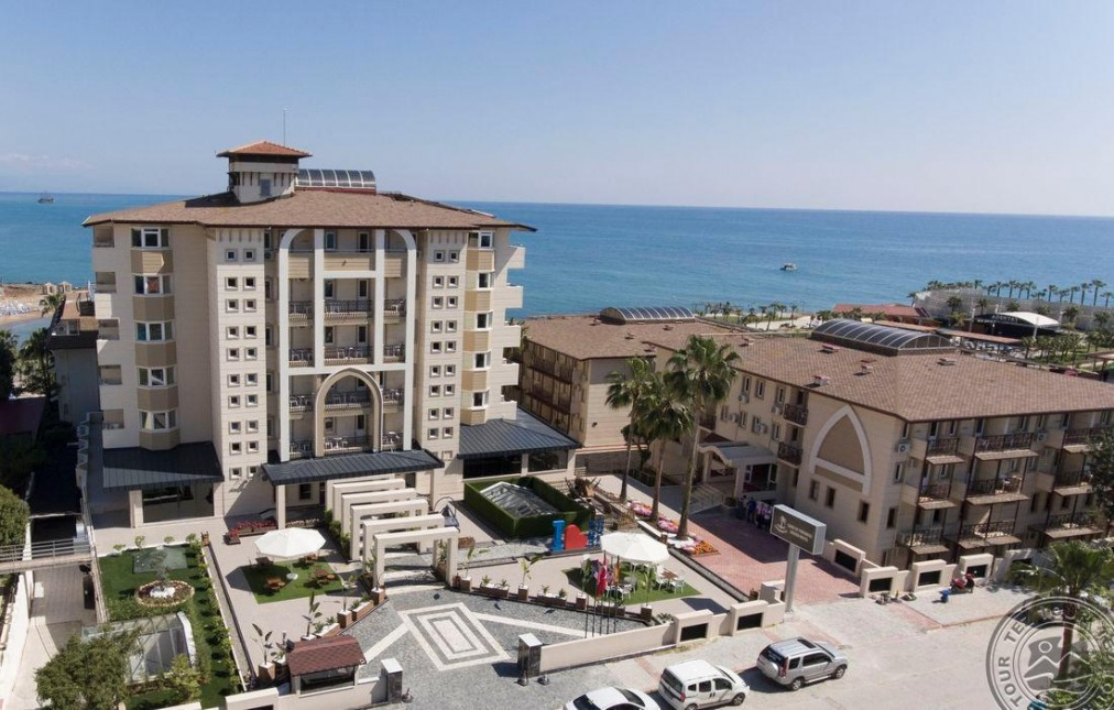 Почивка в LAND OF PARADISE HOTEL 5*