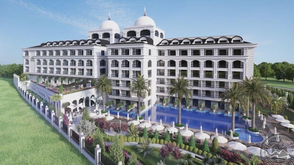 SIDE ROYAL LUXURY HOTEL & SPA 5*
