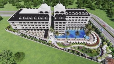 SIDE ROYAL LUXURY HOTEL & SPA 5*
